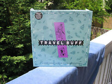 "Travel Buff ""A Challenging Game of Travel Imagination"" New & Factory Sealed!"