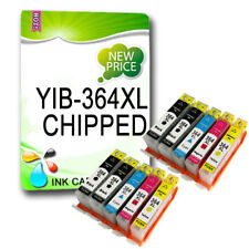 10x Ink Cartridges For HP 364XL Photosmart 5510 5515 5520 6510 7510 7520 non-oem