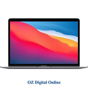 """New Apple MacBook Air MGN63 M1 (256GB) 13"""" Grey (NL) 1 Year Au Warranty"""
