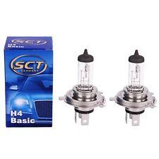 2x SCT GERMANY H4 Lampen 12V 60/55W P43t Glühlampe Birne Autolampen Glühbirnen