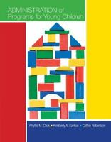 Administration of Programs for Young Children - 9th Edition