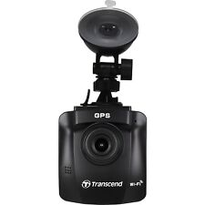 Transcend DrivePro 230 DVR Car Video Recorder DashCam with GPS and Suction Mount