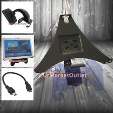 Tablet Mount fit PS3 Controller Gamepad+Plate For Samsung Galaxy Note 10.1 2014