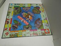 Scooby-Doo Fright Fest Monopoly Edition Replacement Game Board