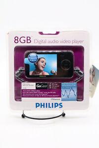 Philips GoGear SA5285/37 Black ( 8 GB ) Digital Media Player Brand New Sealed