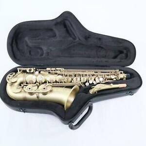 Selmer Paris Model 72F 'Reference 54' Professional Alto Saxophone BRAND NEW