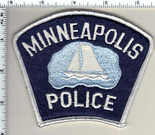 Minneapolis Police (Minnesota) 1st Issue Shoulder Patch