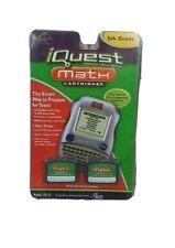 Leapfrog Quantum Leap Iquest Math Cartridges For Grade 5 Ages 10-11