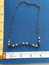 Jewellery Necklace (7) Vintage Art Deco