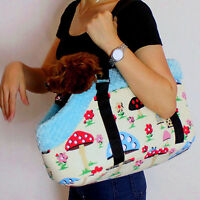 Newly Pet Carry Bag Thicken Warm Puppy Kitten Tote Bag Cat Dog Travel Carrier