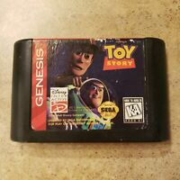Vintage Disney's Toy Story (Sega Genesis, 1995) Loose/No Box