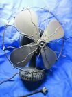 Vintage Westinghouse Electric table fan circa late 1800's