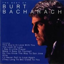BURT BACHARACH the best of (CD Compilation) Easy Listening, Pop Rock, Jazz, Rock