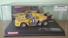 SLOT 1:32 Carrera  Evolution 27263 De Tomaso Pantera GR.5 24h Le Mans 1979 M BOX