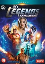 DVD  - DC'S LEGENDS OF TOMORROW  -  SEIZOEN 3  / SAISON 3  (NEW SEALED)