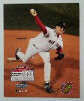 Boston Red Sox Curt Schilling 2004 World Series Game 2 Photo File MLB 8x10 Pic