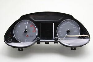 Audi Q5 SQ5 8R Kombiinstrument Tacho Cluster V6 TDI Tachometer 8R0920931G