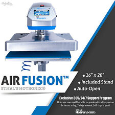 """Stahls' Hotronix 16""""x20"""" Swing Arm XRF AIR Fusion Stand Heat Press FREE Shipping"""