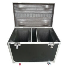 Flight Case that holds two 230w Osram Beam 7R Sharpy Moving Heads Stage DJ