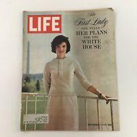 VTG Life Magazine September 1 1961 First Lady Jacqueline Kennedy Tells Her Plans