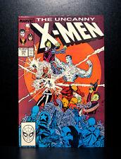 COMICS: Uncanny X-Men #229 (1988), 1st Reavers/Gateway app - RARE