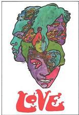 LOVE POSTER, FOREVER CHANGES. Arthur Lee, Folk rock, psychedelia.