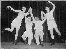 1935 Springfield Classical High School Yearbook~Photos~History~Football~Alumni++