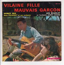 LES SCARLET & J. AWARD D POCHONET 45T VILAINE FILLE MAUVAIS GARCON -PANORAMA 117