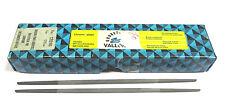 12 Grobet Swiss Vallorbe Präzisions Riffelfeilen L=170 SH-2 Nr.12816 Neu H16208