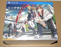 NO GAME CD - Tokyo Xanadu EX+ Limited Edition (Playstation 4)  Fast Shipping