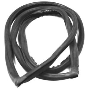 Windshield Gasket Weatherstrip Seal for Chevrolet / GMC 67-72 with chrome groove