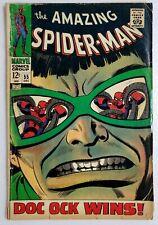 🔥 AMAZING SPIDER-MAN #55 ROMITA  DOCTOR OCTOPUS APP MCU? STAN LEE 1967