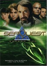 Seaquest DSV: Season Two (DVD 8-Disc Set) FS  Roy Scheider  NEW