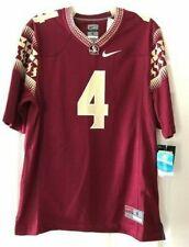 FSU Florida State University Seminoles Nike Game Jersey Men's Sz Small