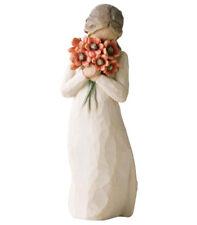 Willow Tree Figur Surrounded by Love von Liebe umgeben Engel Susan Lordi 26233