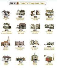 Superquick Card Kits - Series B Country Town Buildings Multi Listing - OO Gauge
