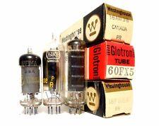 Bardon Kay Telecaster Amplifier 60FX5 36AM3B 18FW6 NOS Tube Set 803C Amp