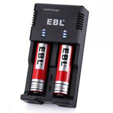 EBL Li-Ion Rechargeable Batteries 18650 Battery