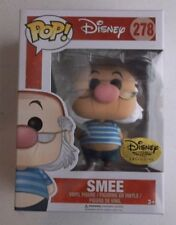 DISNEY TREASURES SMEE 278 FUNKO VINYL POP FIGURE NEW PIRATE'S COVE PETER PAN NEW