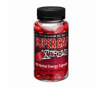 Super Cap Xtreme 100 Kapseln für Power Booster Stoffwechsel Erektionsenergie