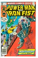 POWERMAN AND IRONFIST #71 9.0  CONDITION.