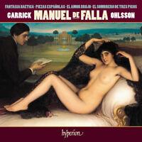 Manuel de Falla : Manuel De Falla: Fantasia Baetica & Other Piano Music CD