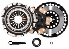 QSC STAGE 3 CLUTCH FORGED FLYWHEEL KIT for 240SX 2.4L BASE LE SE KA24DE KA24E