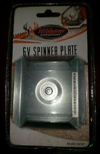 Wildgame Innovations 6V Spinner Plates BA6VSP 6 Volt Replacement