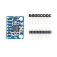MPU-6050 Module GY521 3 Axis Gyroscope+Accelerometer Module For Arduino MPU60 Vf