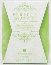 LeChat Perfect Match SPEARMINT #120 Gel Polish & Nail Lacquer PMS120