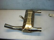 MOTO GUZZI QUOTA 1000 1100 ES 1992-2001 EXPANSION CHAMBER MUFFLER BOX PIPE C3030