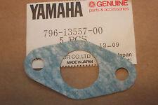 Generatore Yamaha XEF 1400 1800 2000 YP 20 30 NOS GUARNIZIONE d'ingresso - # 796-13557-00