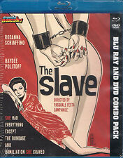 The Slave Blu Ray & DVD Mondo Macabro Pasquale Festa Campanile Gabriele Tinti