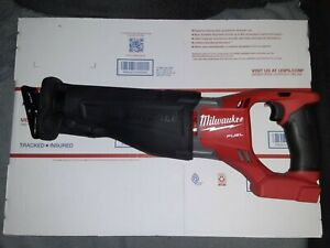 Milwaukee 18 Volt 2720-20 Fuel M18 volt Sawzall Reciprocating Saw New Tool Only